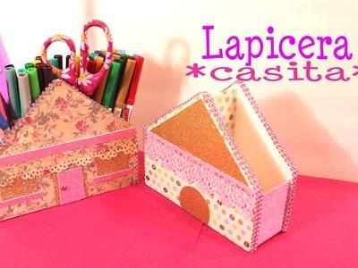 Lapicera Casita y Sorteo de Fotos