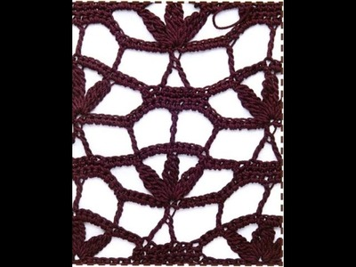 Muestras Calados 1 Tejidos a Crochet