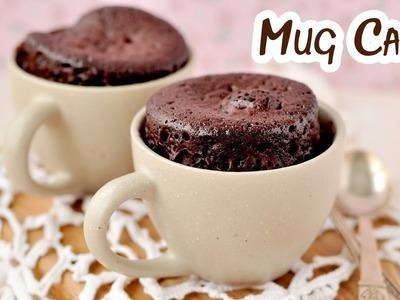Mug Cake o Tartitas de Chocolate y Nutella en Pocos Minutos