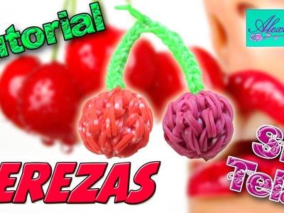 ♥ Tutorial: Cerezas de gomitas en 3D (sin telar) ♥
