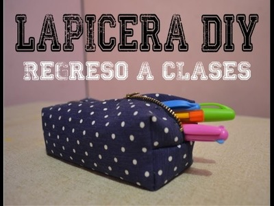 BACK TO SHCOOL (1.6 ) -  LAPICERA DIY (Regreso a clases)   - PP ARTS
