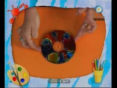Caja rodante: Hoy te mostramos cómo: Reciclado de CD - 25-02-11