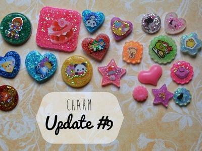 Charm Update #9 ~ ¡Más piezas de resina! ♪