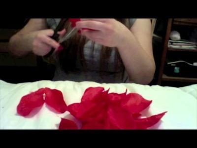 Como Hacer Cartera Floral *Inspirado en Loubountin's Floral Clutch