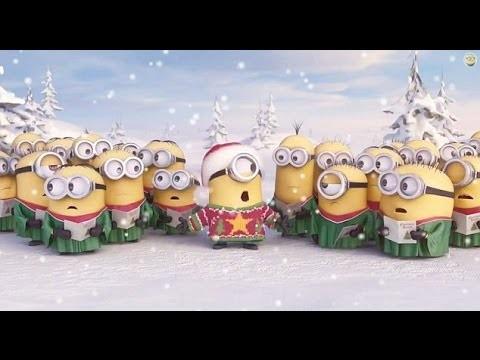Como hacer los minions de navidad