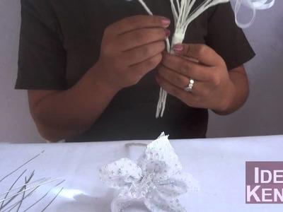 Como hacer un ramo de Novia (2 de 2)