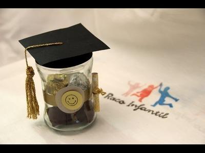 Cómo hacer un regalo de graduación fácil y original