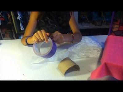Cómo hacer una cama para Catrine Demew y rifa de halloween - Mimundo MH