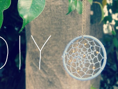 DIY: collar de atrapasueños
