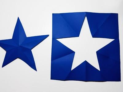 Estrellas de Origami (Mejorada) - ChispiKids - Manualidades