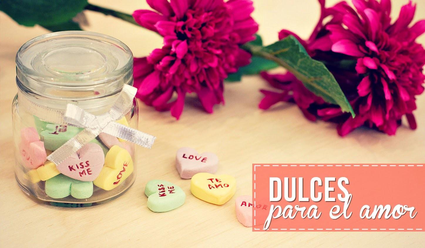 Hagamos dulcecitos de amor, muy fácil!
