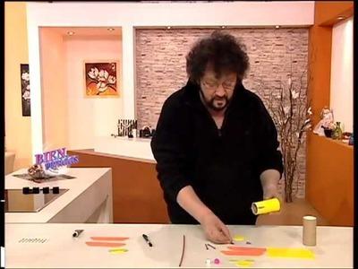Jorge Rubicce - Bienvenidas TV - Golosinero en Goma Eva
