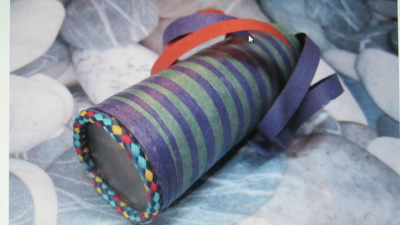 Manualidades. Como se hace un caleidoscopio casero. Kaleidoscopio.