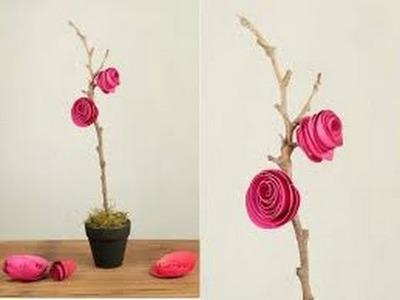 Manualidades fáciles para decorar tu hogar