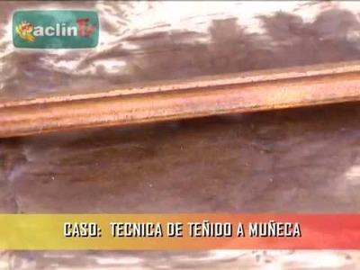 Paclin Tv: Cómo teñir un mueble a muñeca con Barniz Marino