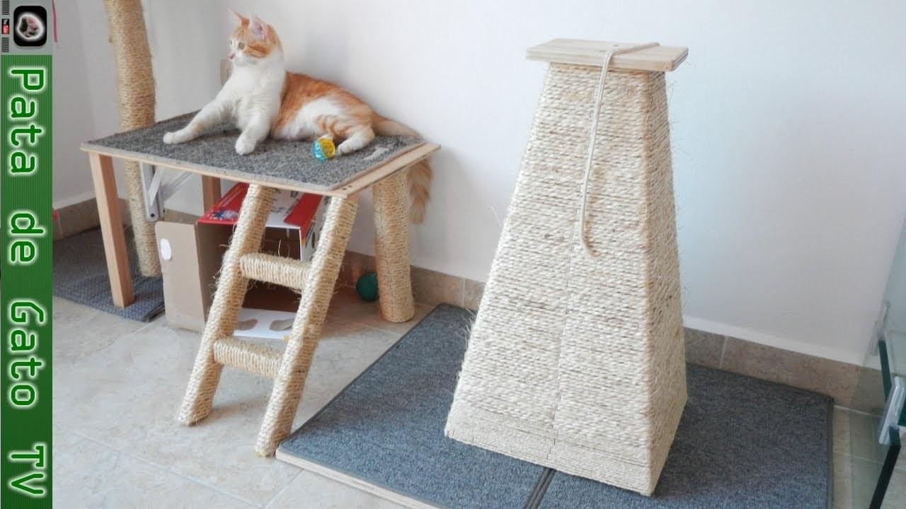 Rascador para Gatos. Cats' Scratcher