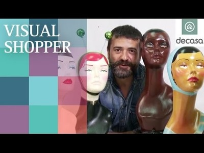 Visual Shopper (Arte personalizado)   Diseño de autor