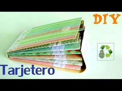 175. DIY TARJETERO [COLABORACION CON PINTURA FACIL]
