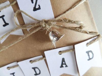 Cómo decorar un regalo