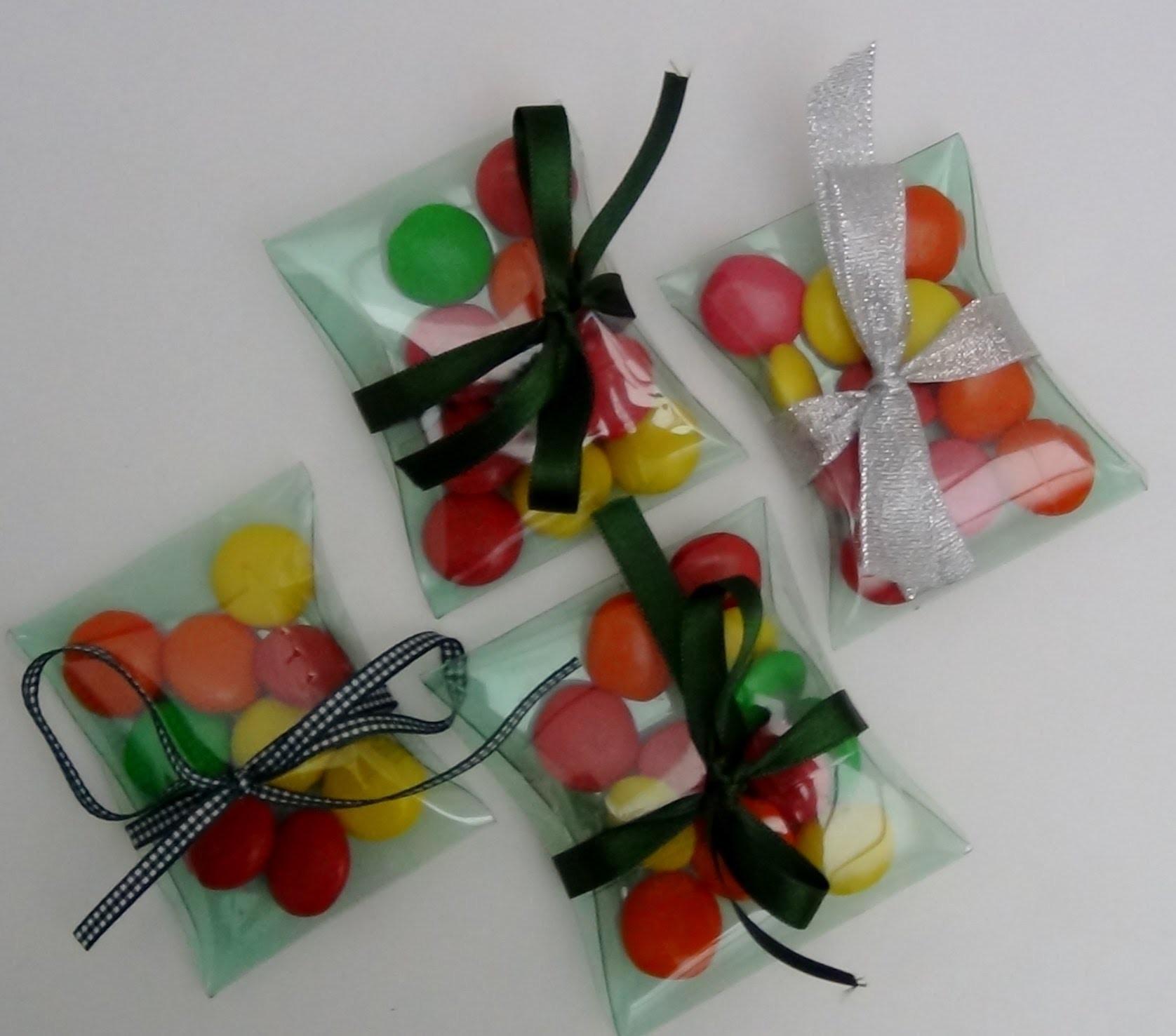 Cómo hacer cajas de regalo - bomboneras - dulceros con botellas de plástico - Boxes plastic bottles