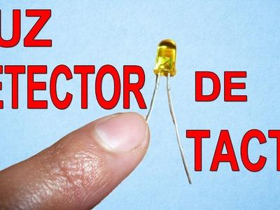 Cómo Hacer Un Detector De Tacto (fácil de hacer)