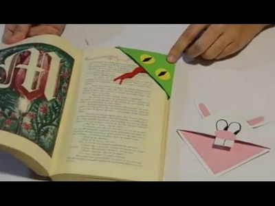Cómo hacer un marcapáginas para niños | facilisimo.com