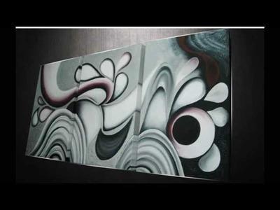 Cuadros Abstractos 2 ( Lo más moderno )