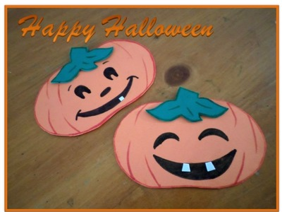 *DIY* CALABAZAS DE FOAMY (DECORACION)
