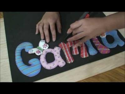 Fomi Tutorial - Como hacer un letrero resaltado 2 de 2