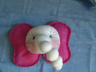 Muñecos Soft. cara elefante exprés subtitulado. proyecto 82