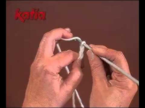 Punto cadeneta · Chain stitch · Maille coulée