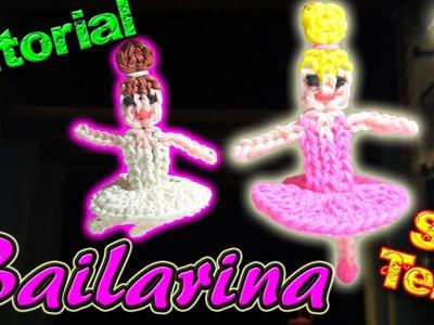 ♥ Tutorial: Bailarina de gomitas en 3D (sin telar) ♥