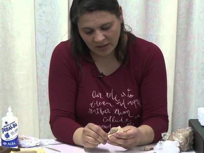 Activa Mujer 58   Africana en porcelana fría   Parte 01