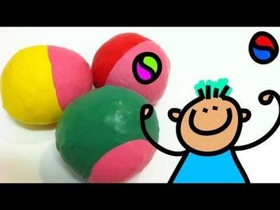 Cómo fabricar pelotas para hacer malabares