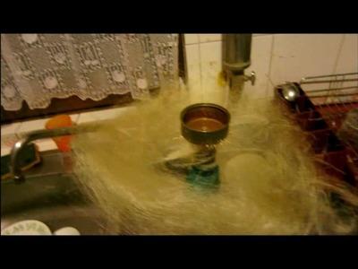 Como hacer Algodón de azucar en 5 minutos