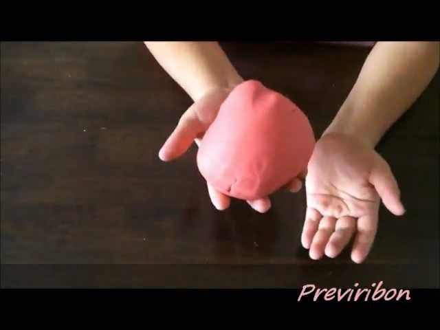 Como hacer Plastilina. how to make play dooh * video 119 *