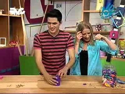 Cómo hacer un Florero con un Globo (EC)
