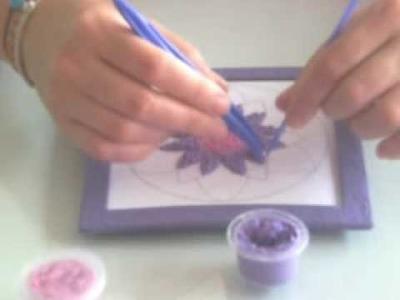 ¿Cómo se hace Mulberry Paint?