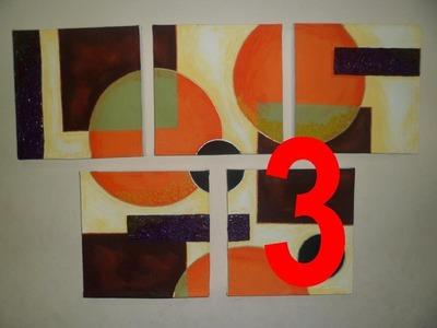 Cuadros hechos en casa - P42 - 3.3