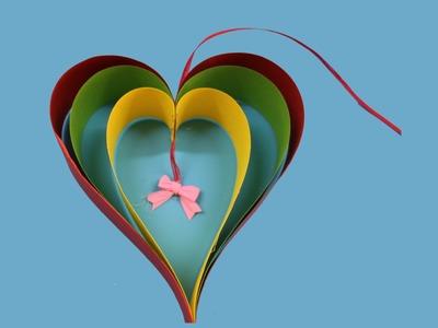 Guirnalda de corazón