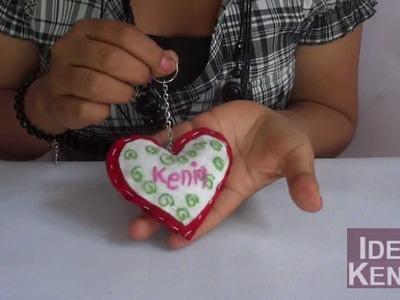 Llaveros personalizados para el día de san Valentín 2 de 2