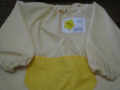 Manualidad Letrero con nombre en Fieltro. Personaliza baby o Prendas.  Crafts (Felt Nameplate)