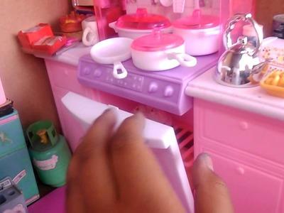 Mi super casa de barbie Actualizada