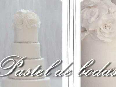 Pastel de bodas by Rincon Dulce Chilpancingo