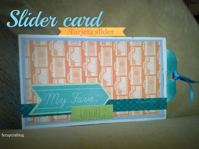 Tarjeta Slider | Slider Card