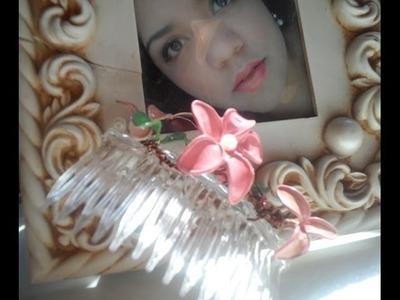 Tocado de Flores ♥