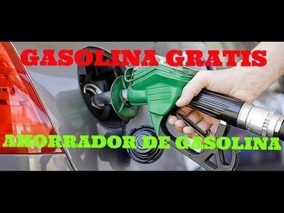 Tutorial: AHORRADOR DE GASOLINA FACIL DE HACER, 4,6 8 CILINDROS. *gasoline free*