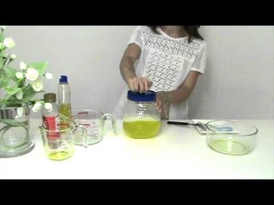 Cómo hacer burbujas