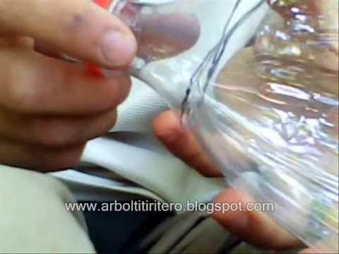 Cómo construir un títere? How to build a puppet?. Video 3 de 7 Cortes. Cabeza.