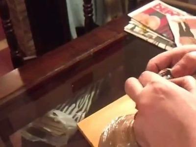 Como hacer maniquies super  facil ♥